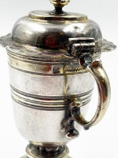 18th Century Small Silver and GIlt Pitcher - 1702155