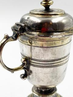 18th Century Small Silver and GIlt Pitcher - 1702156