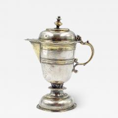 18th Century Small Silver and GIlt Pitcher - 1704724