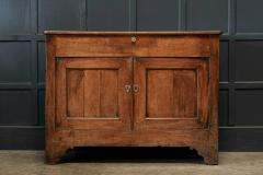 18thC French Provincial Chestnut Buffet - 1978613
