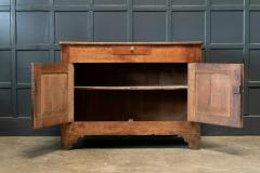 18thC French Provincial Chestnut Buffet - 1978617