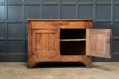 18thC French Provincial Chestnut Buffet - 1978619