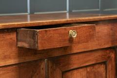 18thC French Provincial Chestnut Buffet - 1978621