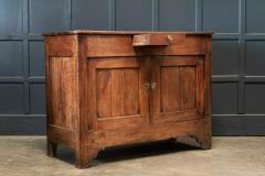 18thC French Provincial Chestnut Buffet - 1978623