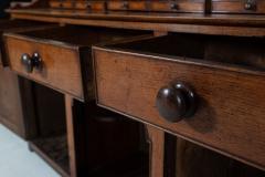 18thC Oak Welsh Dog Kennel Dresser - 2057111