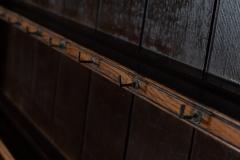 18thC Oak Welsh Dog Kennel Dresser - 2057115