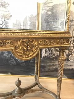 19 Century Italian Showcase with Mirror Base - 575797