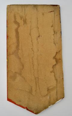 1904 Teddy Roosevelt President Inaugural Shield Rare - 1355085