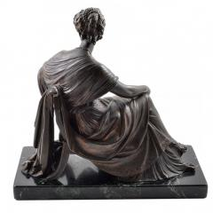 1910 Bronze Mask of Tragedy By Leon Pilet France 1839 1916 - 143991