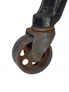 1910 Cast Iron Table Base - 505483