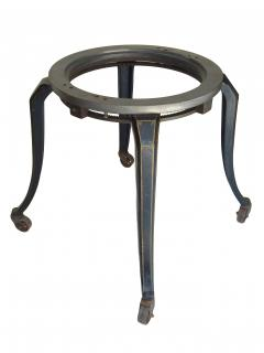 1910 Cast Iron Table Base - 505488