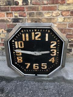 1920s American Neon Clock - 1368210