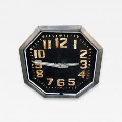 1920s American Neon Clock - 1369174