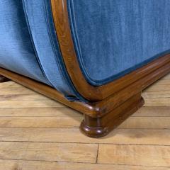 1930s Swedish Elmwood Art Deco Lounge Chair - 1410774