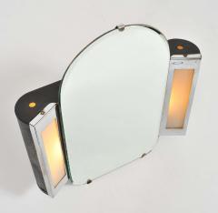 1930s US Art Deco illuminated dressing table mirror - 1223506