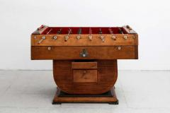 1940S EUROPEAN FOOSBALL TABLE - 1463384