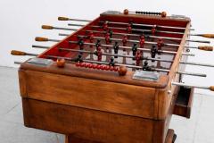 1940S EUROPEAN FOOSBALL TABLE - 1463387