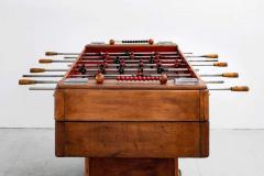 1940S EUROPEAN FOOSBALL TABLE - 1463400