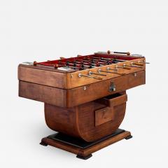 1940S EUROPEAN FOOSBALL TABLE - 1464870