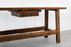 1940S FRENCH INDUSTRIAL WORKBENCH - 1842850