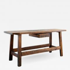 1940S FRENCH INDUSTRIAL WORKBENCH - 1845705
