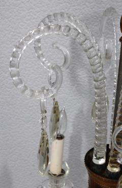 1940s Cut Glass French Chandelier - 1806169