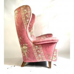 1940s Danish Wingback Chair - 1692137