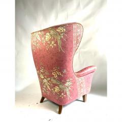 1940s Danish Wingback Chair - 1692143