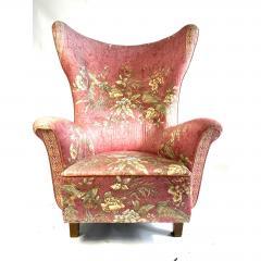 1940s Danish Wingback Chair - 1692154