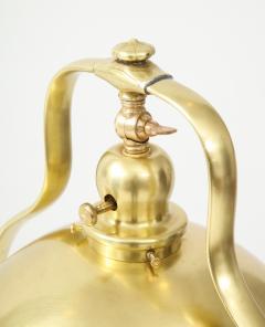 1940s French Brass Floor Lamp - 1866743