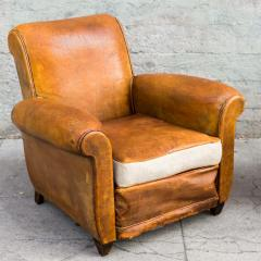 1940s French Club Chairs   424111