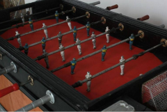 S Italian Foosball Table - Italian foosball table