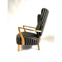 1940s Vintage Danish Lounge Chair - 1692129