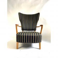 1940s Vintage Danish Lounge Chair - 1692134