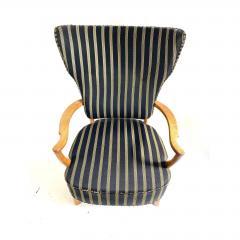1940s Vintage Danish Lounge Chair - 1692138