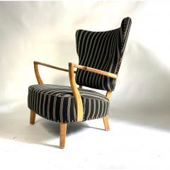 1940s Vintage Danish Lounge Chair - 1692155