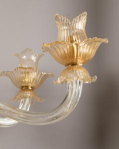 1950 Murano glass chandelier - 1888847