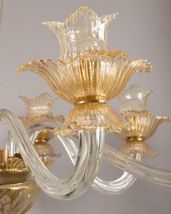 1950 Murano glass chandelier - 1888851