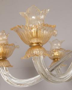 1950 Murano glass chandelier - 1888864