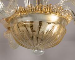 1950 Murano glass chandelier - 1888866
