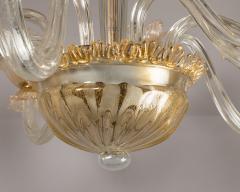 1950 Murano glass chandelier - 1888867