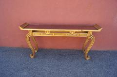 1950s Asian Altar Style Console Table - 2043719