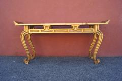 1950s Asian Altar Style Console Table - 2043720