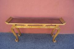 1950s Asian Altar Style Console Table - 2043726