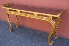 1950s Asian Altar Style Console Table - 2043728