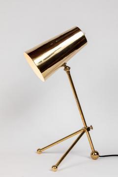 1950s Finnish Brass Table Lamp - 998999