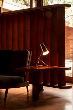 1950s Finnish Brass Table Lamp - 999001