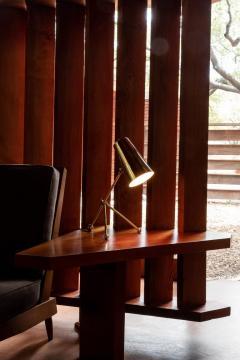 1950s Finnish Brass Table Lamp - 999003