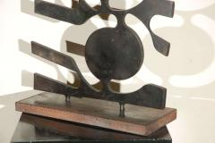1950s Freeform Iron Sculpture - 135065