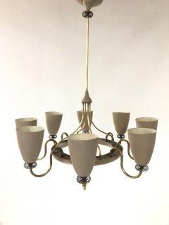 1950s Italian Light Fixture - 1064681